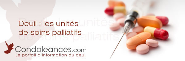 Unités de soins palliatifs