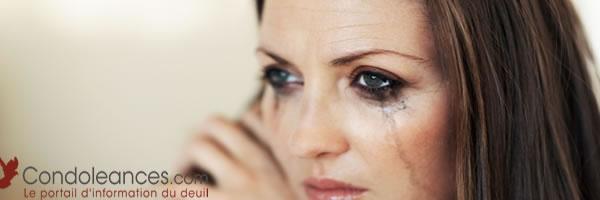 Le deuil après un suicide.