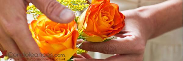 Conseils et astuces sur les fleurs de deuil.