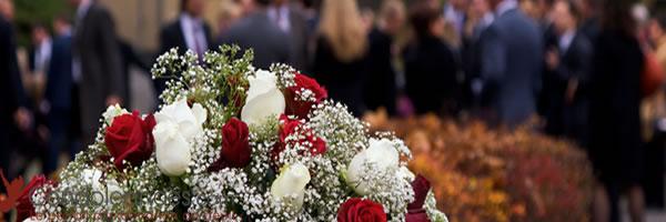 Livraison de fleurs de deuil avec Florajet.