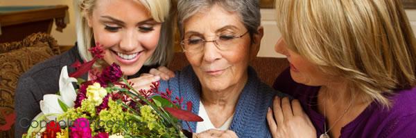Les raisons pour lesquelles offrir des fleurs lors d'un deuil.