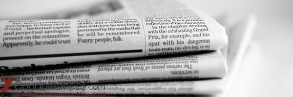 Publier une annonce de décès dans la presse.
