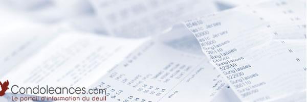 Décès : tout savoir sur les tarifs des prestations proposées.