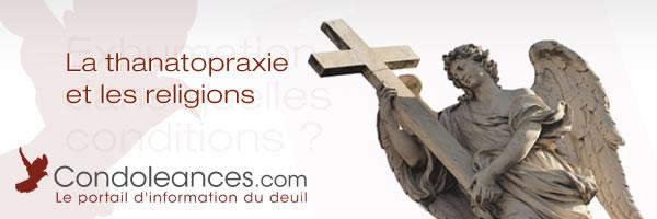 thanatopraxie et religions