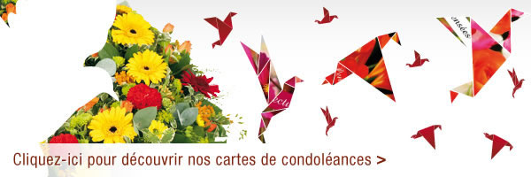 Cartes de condoléances