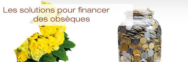 solutions pour financer des obsèques