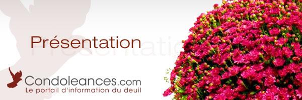 Le portail d'information du deuil, des obsèques et des condoléances.